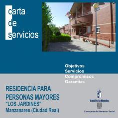 Residencia para Personas Mayores Los Jardines de Manzanares
