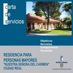Residencia para Personas Mayores Nuestra Señora del Carmen de Ciudad Real