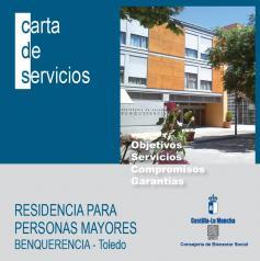 Residencia para Personas Mayores Benquerencia de Toledo