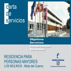 Residencia para Personas Mayores Los Molinos de Mota del Cuervo