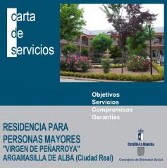 Residencia para Personas Mayores Virgen de Peñarroya de Argamasilla de Alba