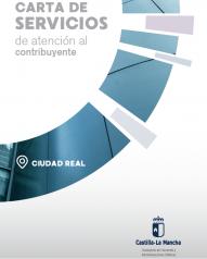 Caratula Folleto Carta de Servicios de Ciudad Real