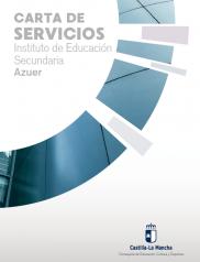Caratula folleto IES Azuer