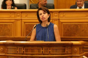 """La consejera de Educación expone sus planes para """"situar a Castilla-La Mancha como modelo de educación moderna"""""""