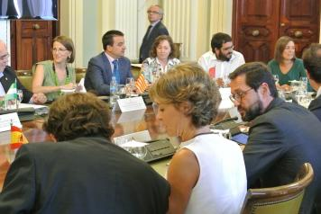 Reunión del Consejo Consultivo de Política Agrícola