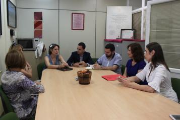 El Instituto de la Mujer y el Ayuntamiento de Cabanillas del Campo coinciden en la necesidad de promover otros modelos de masculinidad para acabar con las desigualdades de género