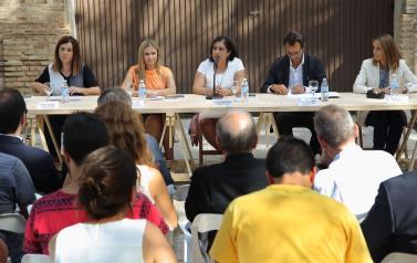 La consejera de Fomento participa en la apertura del nuevo curso de la Escuela de Arquitectura de Toledo
