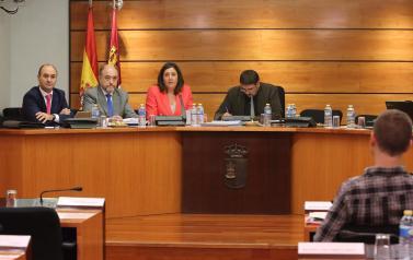 Patricia Franco comparece Comisión Empleo