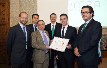 Entrega de premios de Transparencia Pública de Castilla-La Mancha