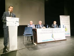 Jornada 'Los recursos hídricos en el sureste de Albacete'