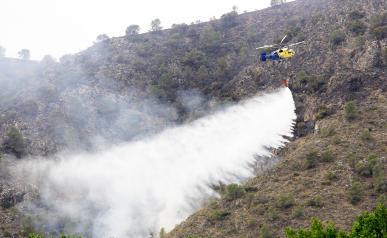 El Gobierno regional celebra unas jornadas sobre Seguridad en Operaciones de Extinción de Incendios Forestales