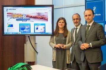 Presentación del Portal Transparencia de Sanidad