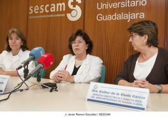 Más de 150 profesionales sanitarios de la región analizarán en Guadalajara los últimos avances en contracepción