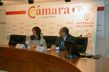 Patricia Franco anuncia la puesta en marcha el próximo año del Plan de Internacionalización de Castilla-La Mancha 2016-2020