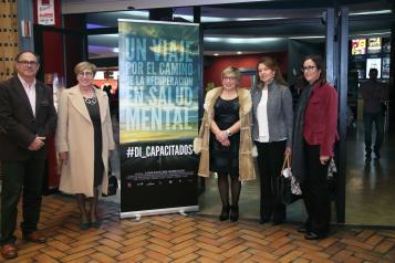 El Gobierno regional apoya la campaña de sensibilización de la federación de asociaciones de familias 'Salud Mental CLM'