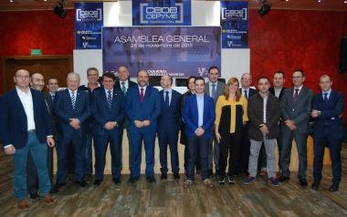 """Martínez Guijarro confía en que Tarancón será """"una ciudad estratégica para el desarrollo industrial de la región"""""""