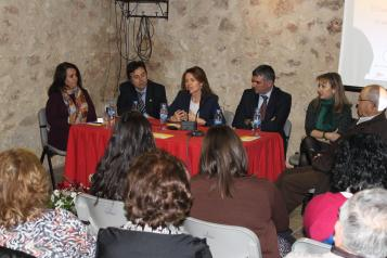 Aurelia Sánchez: VI Jornadas de Discapacidad Mota del Cuervo (Cuenca)