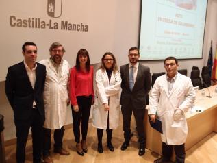 El Hospital de Ciudad Real otorga los Premios de Investigación a cinco proyectos de innovación biomédica y enfermera