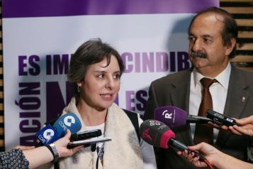 """Araceli Martínez presenta la campaña """"Tu implicación es imprescindible, no es papel mojado"""""""