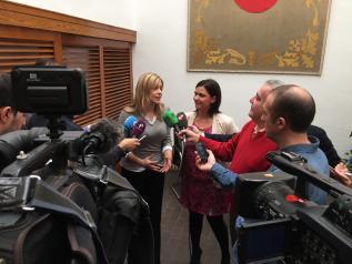 Elena de la Cruz anuncia que Puertollano acogerá un programa piloto de gestión de viviendas públicas