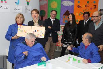 El Gobierno regional trabaja por visibilizar la atención a la discapacidad, la igualdad de oportunidades y la inserción laboral