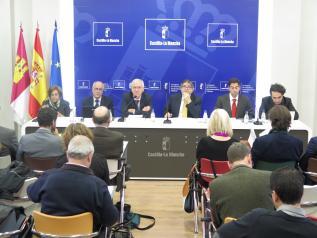 El Gobierno de Castilla-La Mancha busca la mayor eficiencia en la aplicación del programa operativo FEDER 2014-2020