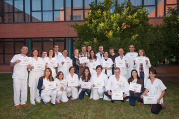 Reconocimiento al Servicio de Oftalmología del Mancha Centro