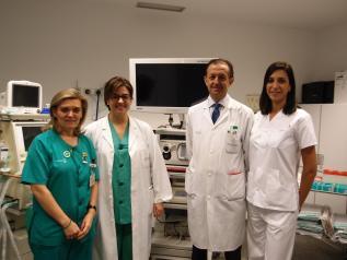 La Unidad de Endoscopias Digestivas del Hospital de Ciudad Real consigue la certificación internacional de calidad ISO 9001
