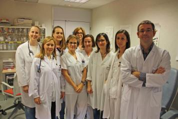 La especialidad de Alergología cumple diez años en el Área Sanitaria Mancha Centro