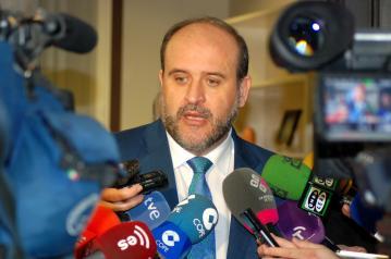 Vicepresidente, declaraciones sobre el Hospital de Albacete