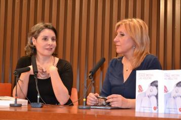"""Araceli Martínez: """"Las mujeres que se rebelan contra el machismo preestablecido hacen que todas avancemos"""""""