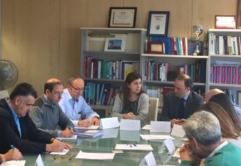 SESCAM y representantes del colectivo enfermero celebran la primera reunión del grupo de trabajo sobre el Real Decreto de Prescripción