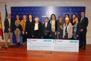 Las residencias de Benquerencia y de Higueruela consiguen premio en el I Concurso de Belenes y de Postales de la región