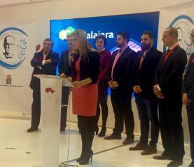 El Gobierno regional apoya las iniciativas turísticas de Brihuega en Fitur 2016