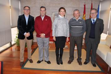 """Reunión con la Federación Territorial de UDP """"Don Quijote"""""""