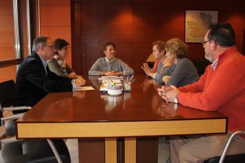 El Gobierno regional ratifica su apoyo a las asociaciones de Parkinson y otras enfermedades neurológicas de Castilla-La Mancha