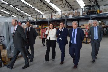 El Gobierno regional apuesta por la colaboración público-privada para impulsar el desarrollo empresarial de Castilla-La Mancha