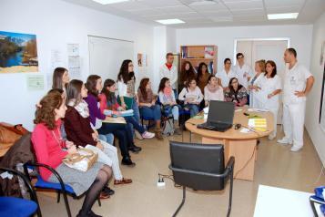 Los Talleres de Ictus del Hospital de Talavera, candidatos al Premio Hospital Optimista