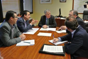 El Gobierno de Castilla-La Mancha se reúne con la CHG para buscar soluciones a los problemas de los regantes del Alto Guadiana