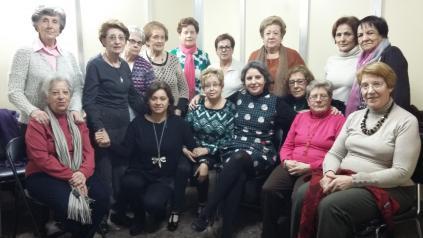 El Instituto de la Mujer y la Asociación Atenea valoran la situación de desigualdad de las mujeres mayores