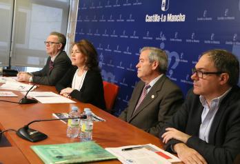 Memoria de Actividades 2015 de la Federación Territorial de Pensionistas y Jubilados de Castilla-La Mancha UDP-Don Quijote