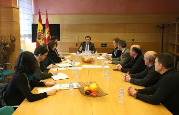 El Gobierno regional incluirá proyectos relacionados con la biomasa en la futura ITI de la provincia de Cuenca
