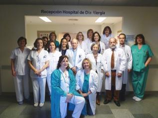 El Hospital de Ciudad Real refuerza la coordinación entre los facultativos de Atención Primaria y el Servicio de Alergología