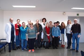 El Hospital de Ciudad Real da voz a los pacientes para que evalúen el trato recibido durante su estancia en Urgencias