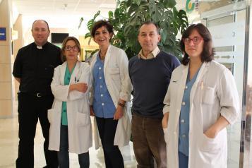 Profesionales sanitarios del Hospital de Toledo participan de manera solidaria en un proyecto de cooperación en el Congo