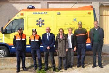 El Gobierno regional apuesta por la colaboración con los ayuntamientos para potenciar la labor de las agrupaciones de protección civil