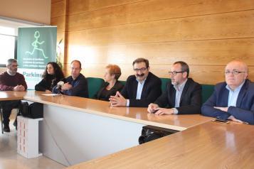 El Gobierno regional pone en valor la revitalización del Área Sanitaria de Villarrobledo (Albacete)