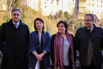 El Gobierno regional reafirma su compromiso con la Semana de la Música Religiosa de Cuenca