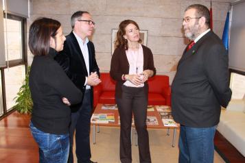 El Gobierno regional incrementa su apoyo al programa residencial de APROMIPS de atención a grandes dependientes