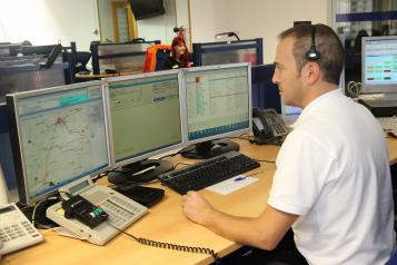 El Servicio de Emergencias 112 coordinó las cuatro activaciones de planes especiales de Protección Civil del año pasado